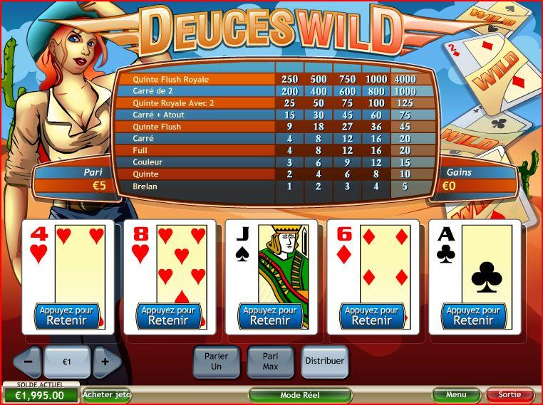 Casino770 gratuit poker